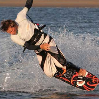 Full Day Kitesurfing Lesson image