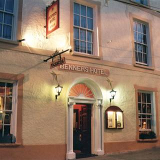 Benners Hotel – 2 Night Break with Dinner for 2
