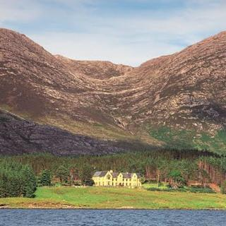 Lough Inagh Lodge 2 Night Break with Dinner for 2