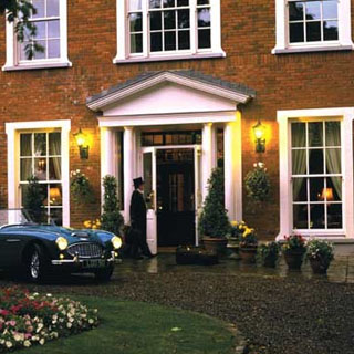 €350 Hayfield Manor Hotel Voucher