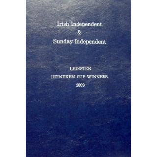 Leinster Heineken Cup Winners 2009 & 2011 image