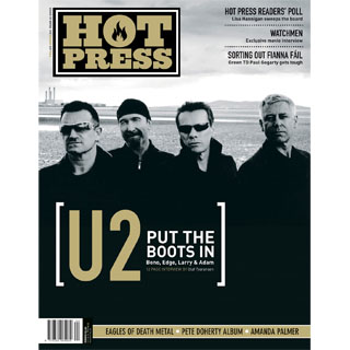 Rest of World – 1 Year Hot Press Subscription