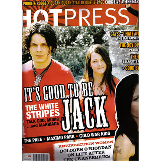 Year's Subscription to Hot Press - Europe