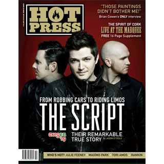 Nth America –1 Year Hot Press Subscription