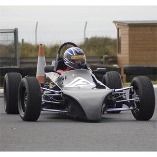 Formula B Motor Racing Lesson image