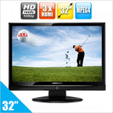 "Hanspree 32"" HD LCD TV Gift Voucher"