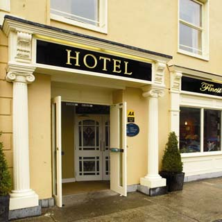 Clew Bay Hotel - 2 Night Break for 2 with Dinner
