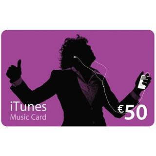 €50 App Store & iTunes Voucher