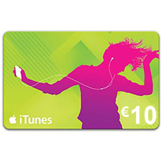 €10 App Store & iTunes Gift Voucher image