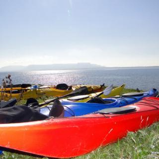 Inishmurray Island Overnight Sea Kayak Adventure