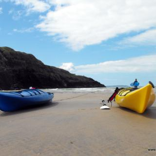 6-Hour Sea Kayak Adventure image