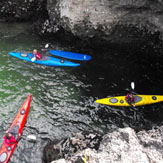Sea Kayak SurfnStay Adventure
