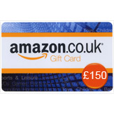 £150 Amazon.co.uk Gift Voucher