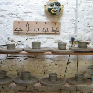 Introduction to Pottery - Weekend Course image