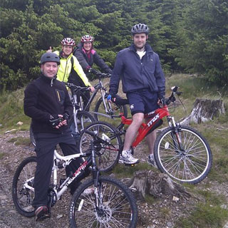 Mountain Bike Guided Tour with Bike Hire image