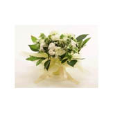 Unisex Natural Cream Bouquet 100% Organic Cotton image