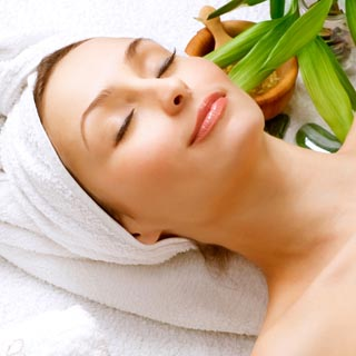 Velvet Spa Package image