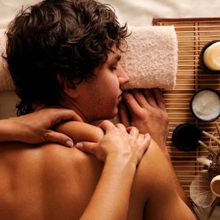 Pamper Him Spa Package image