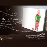 €100 Christmas Gift Voucher plus €50 Free