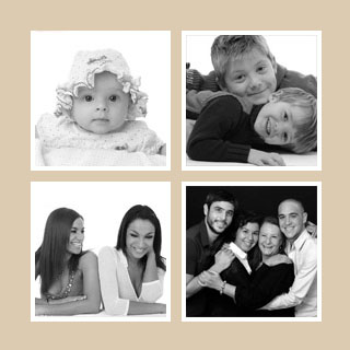 €200 Portrait Photo Gift Voucher