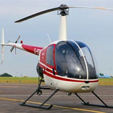 40 Minute Helicopter Flying Lesson