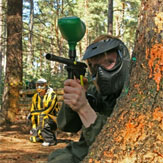 Paintball for up to 10 People