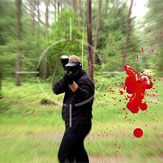 Paintball for up to 5 People
