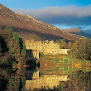 Ballynahinch Castle – 2 Nights with Dinner for 2