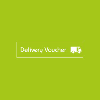 Graphic Delivery Voucher
