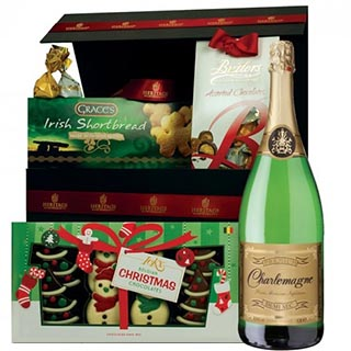 White Wonderland Christmas Hamper image