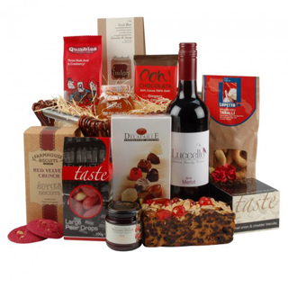 Wonderful Gift Basket Hamper image