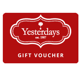 €25 Yesterdays Gift Voucher