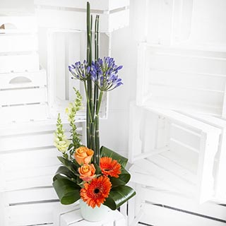 Baby Flower Arrangement image