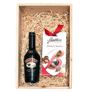 Baileys Lover Irish Hamper (FREE Delivery to Oz) image