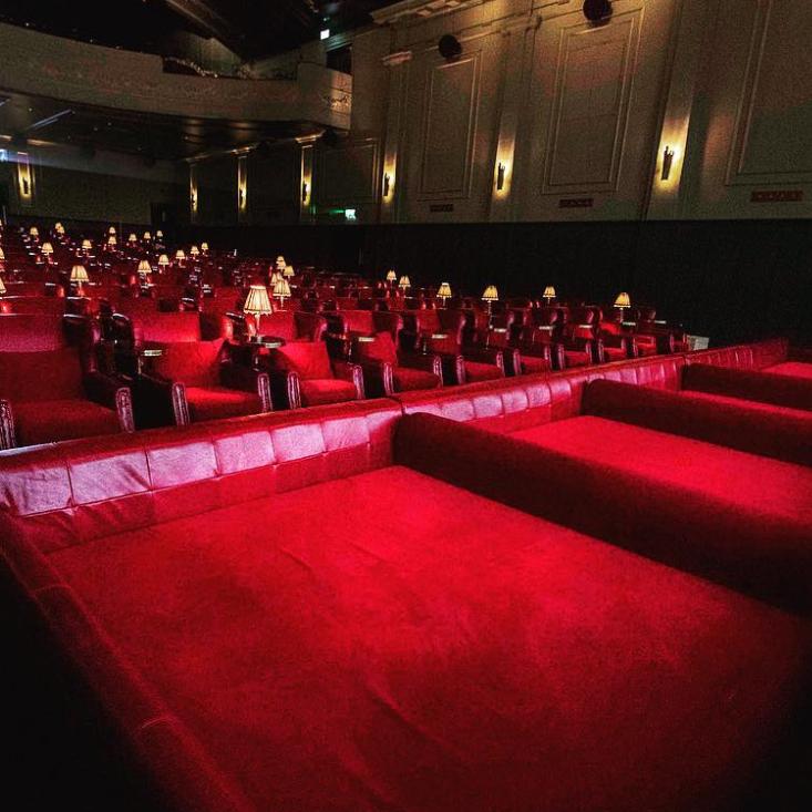 Deluxe Cinema Voucher for 2 image