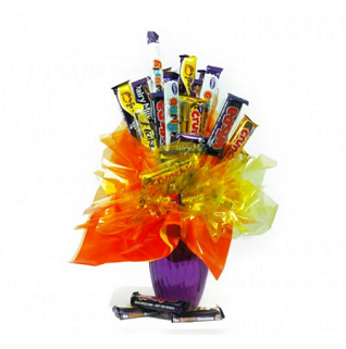 Cadbury Chocolate Bouquet Gift image
