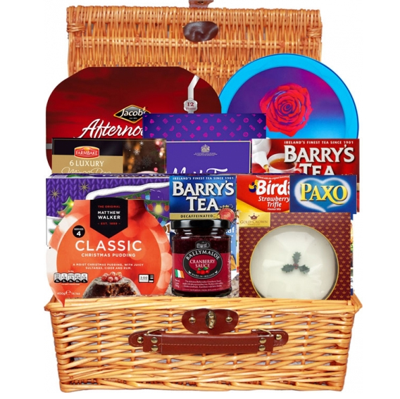 Celtic Christmas Hamper (FREE Delivery to USA) image
