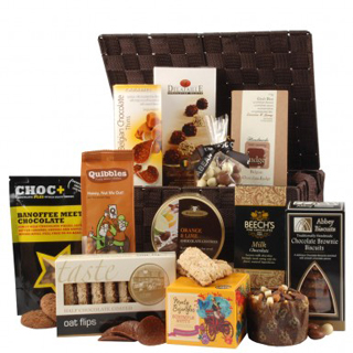 Chocolate Deluxe Hamper image