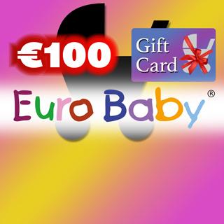 €100 Euro Baby Gift Voucher