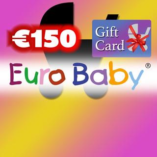 €150 Euro Baby Gift Voucher