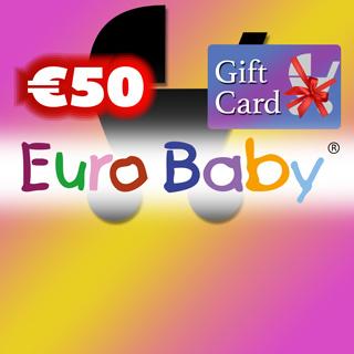 €50 Euro Baby Gift Voucher