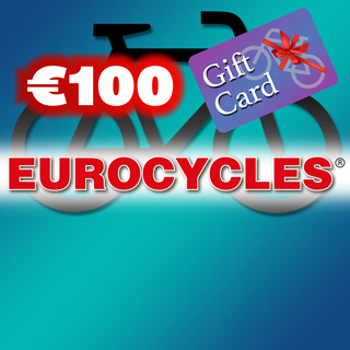 €100 Eurocycles Gift Voucher