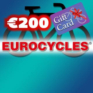 €200 Eurocycles Gift Voucher