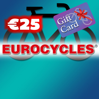€25 Eurocycles Gift Voucher