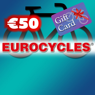 €50 Eurocycles Gift Voucher