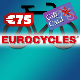 €75 Eurocycles Gift Voucher