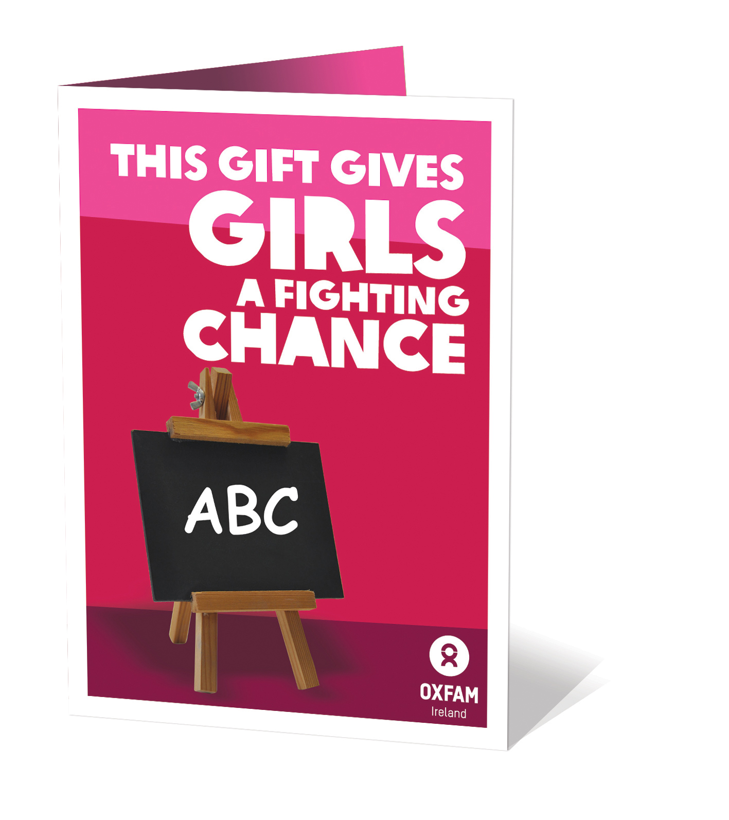 Oxfam Educate a Girl Gift image