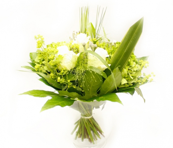Elements Green Bouquet image