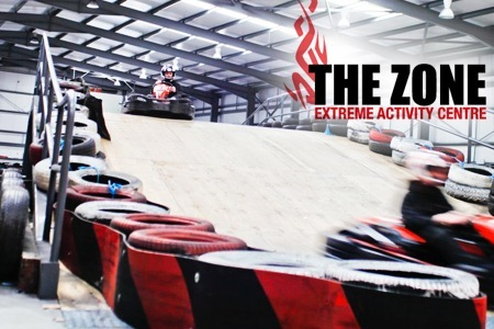 20 Minute Karting Session (Fri-Sun)