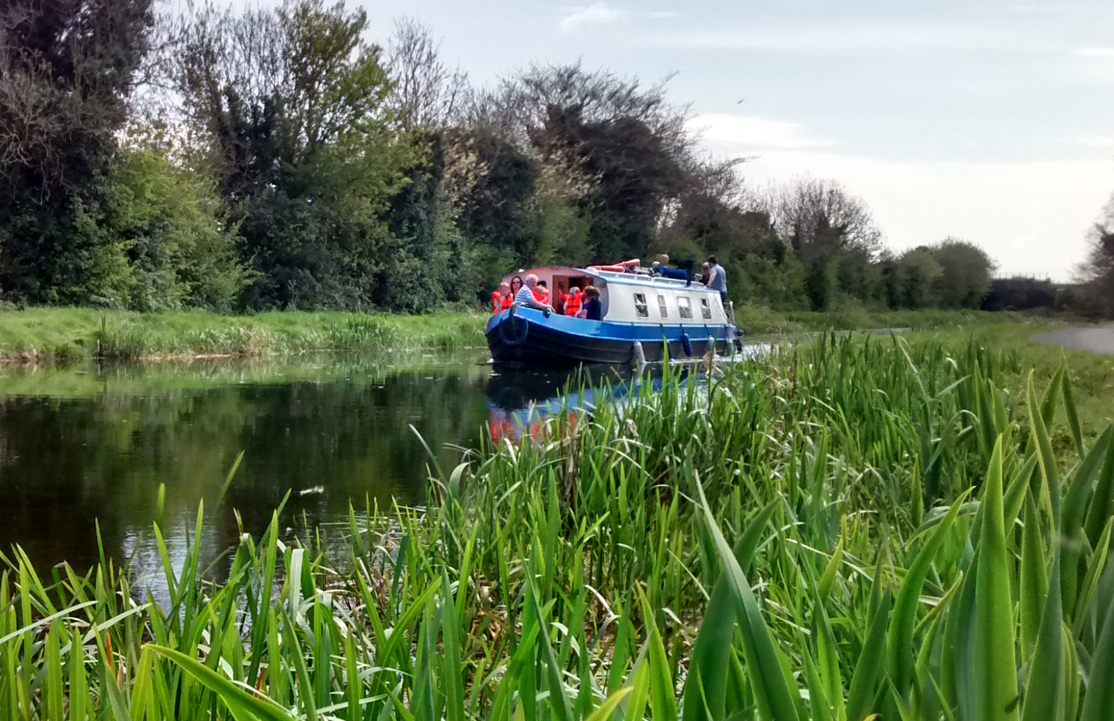 Leinster Aqueduct Cruise for up to 12 image